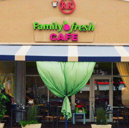 Family Fresh Cafe